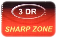 Sharp zone